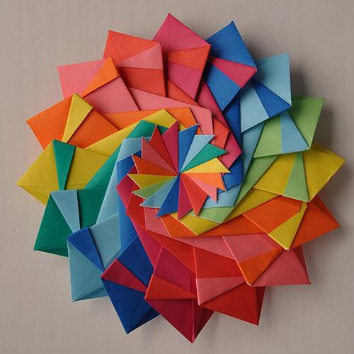 No.56 - Origami Architecture