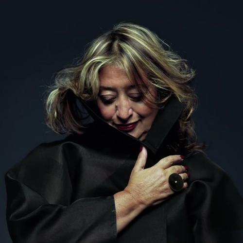 About Zaha Hadid