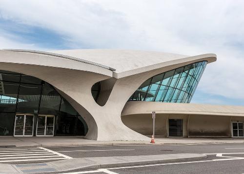 INTERNATIONAL AIRPORT TWA