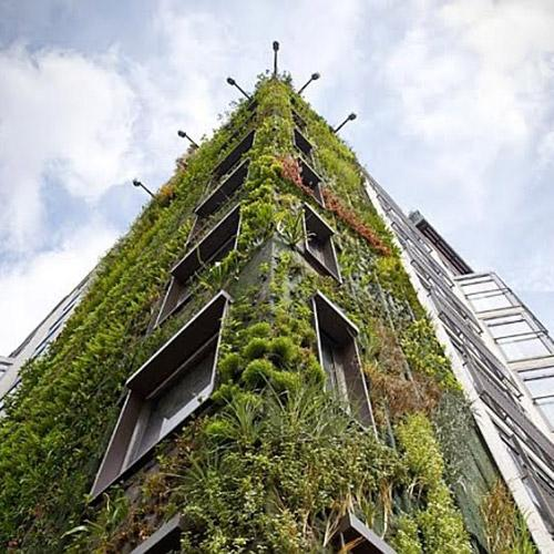 No.14 - Vertical Gardens And Organic Walls