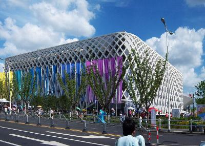 FRANCE PAVILION EXPO 2010