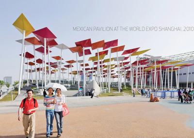 MEXICO PAVILION EXPO 2010