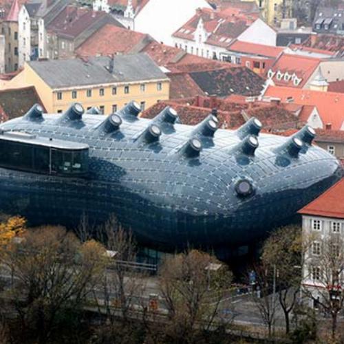 Kunsthaus Graz Museum