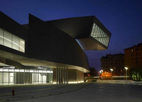 MAXXI MUSEUM
