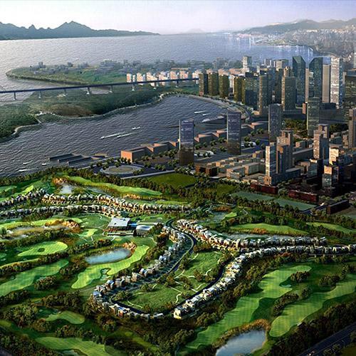 No.28 - The Koreans Foggy City
