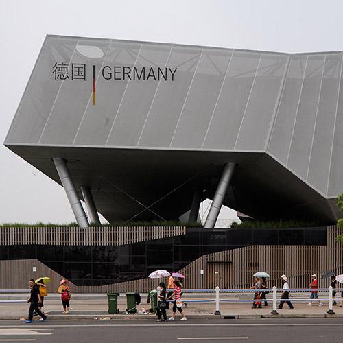 No.34 - German Expo Pavilion 2010
