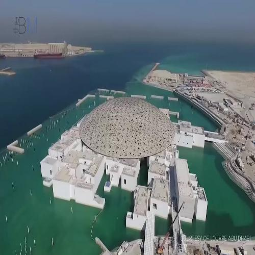 Building the Louvre Abu Dhabi _ The B1M