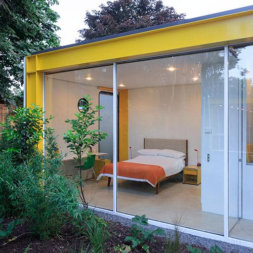 Richard Rogers discusses his seminal Wimbledon house
