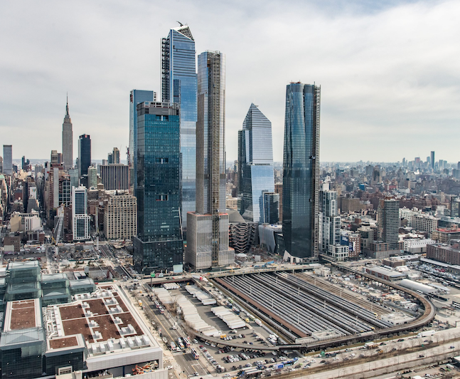 Hudson Yards - Building New York's New District