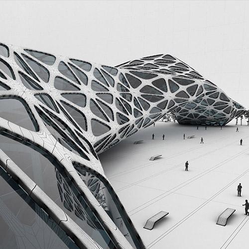 No.17 - Fluid Architecture