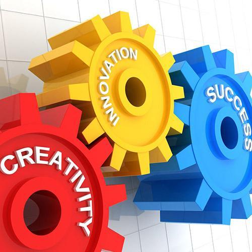 No.1 - Creativity