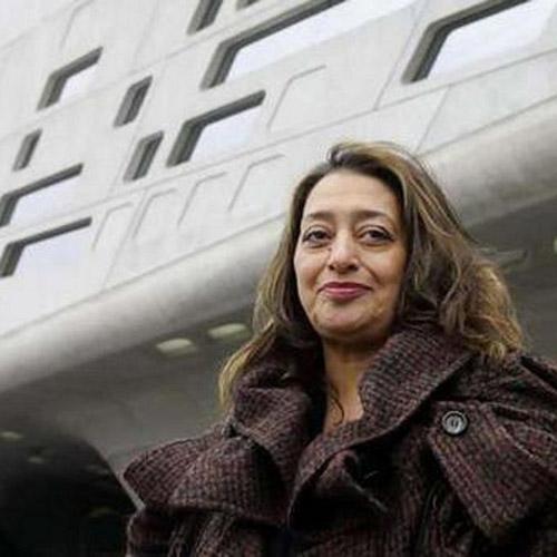 No.7 - Insight And The Architecture Of Zaha Hadid