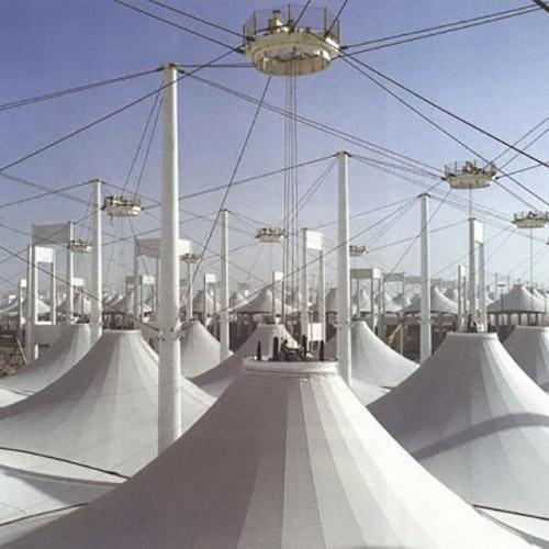 No.13 - Tensile Structures