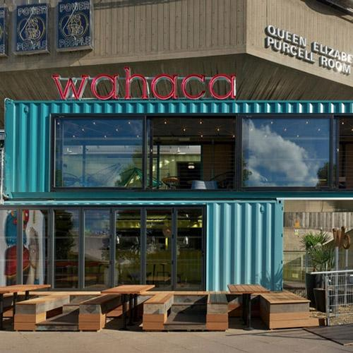 No.22 - Wahaca Southbank Research Project