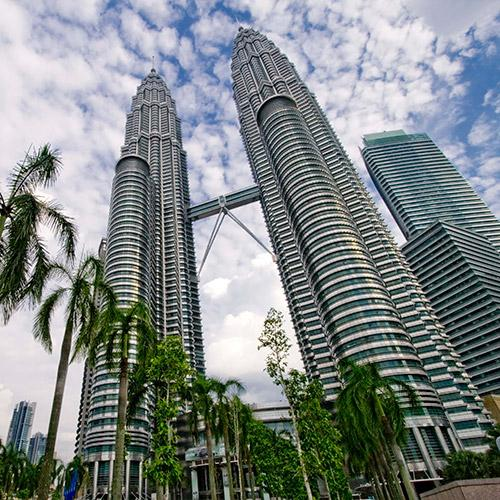 No.25 -  Petronas Towers