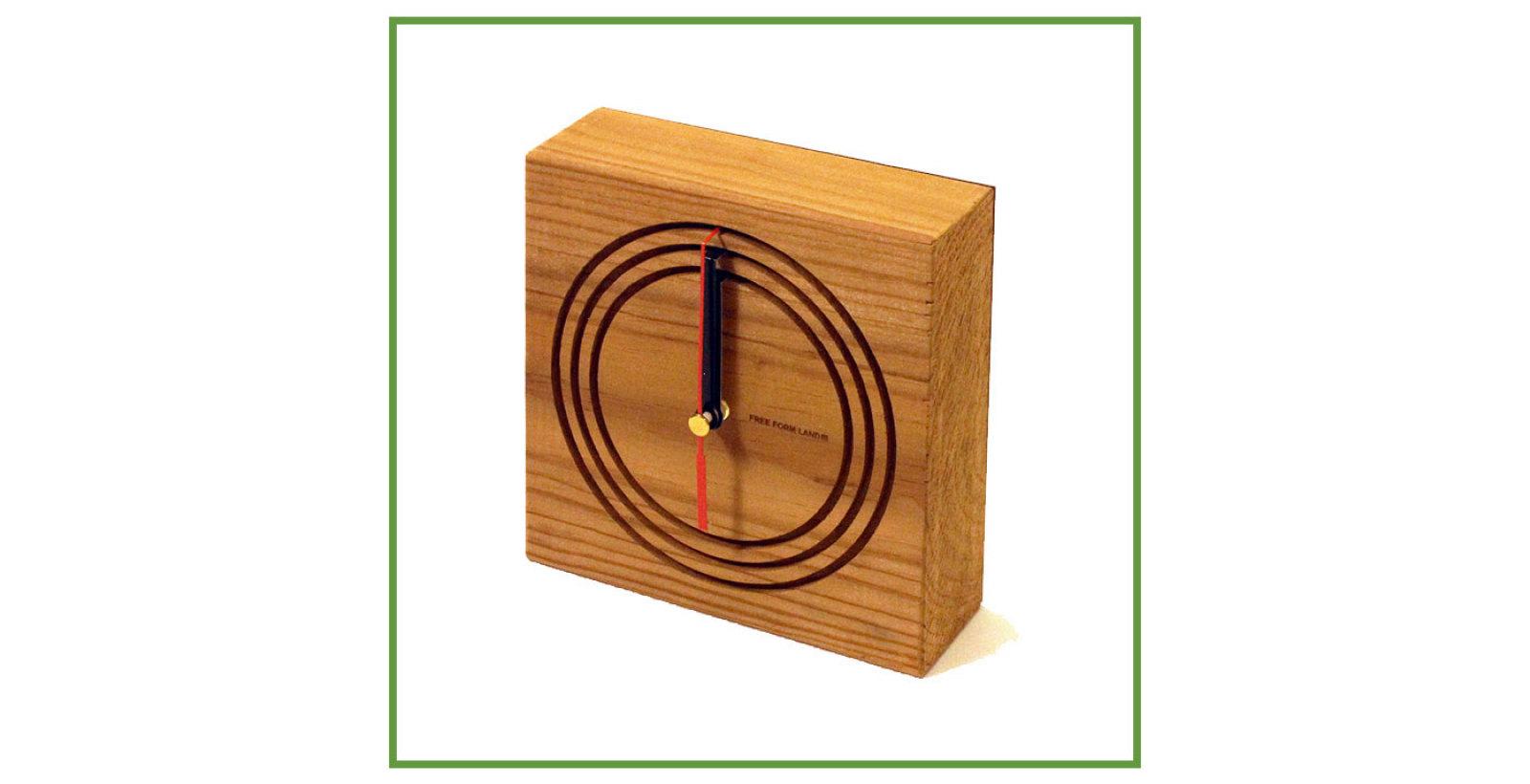 FREE CLOCK NO.3 --- ساعت شیاری
