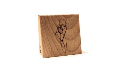 چوب نبشته رومیزی --- طرح عاشقانه 2
