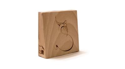 چوب نبشته رومیزی --- طرح عاشقانه 3
