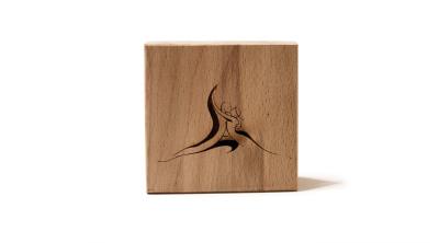 چوب نبشته رومیزی --- طرح عاشقانه 4