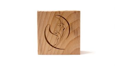 چوب نبشته رومیزی --- طرح عاشقانه 7