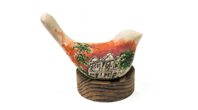 پرنده خاطره ها کوچک --- طرح 1: باغ ارم شیراز