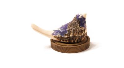 پرنده خاطره ها متوسط --- طرح 6: بنای تاریخی یزد