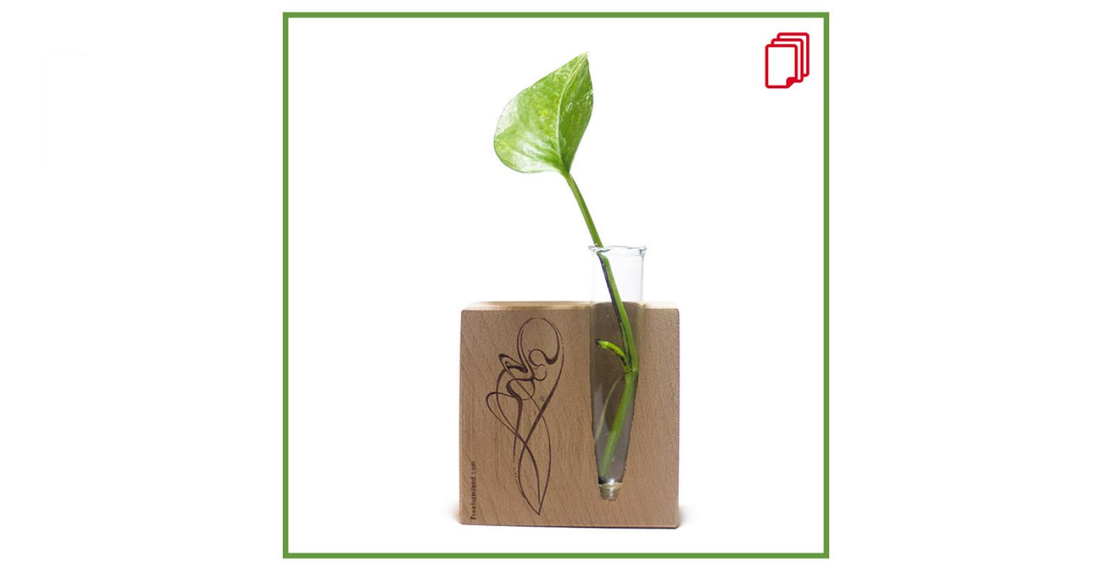 Free Flower No.11 --- گلدان رومیزی